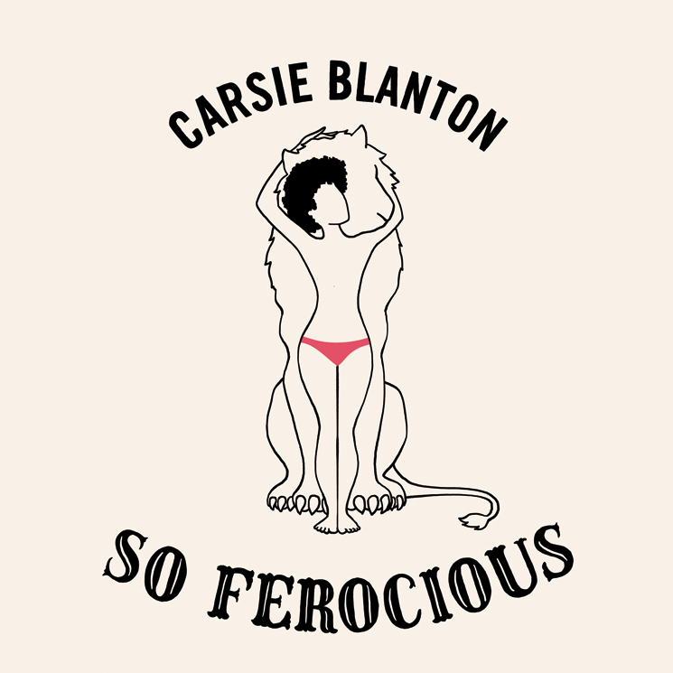 So Ferocious (2016)   Carsie Blanton